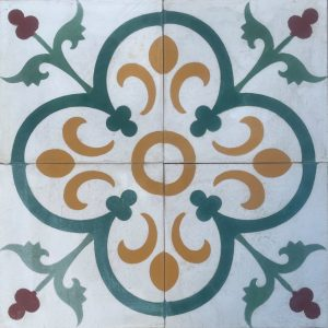 Moroccan Cement Tile