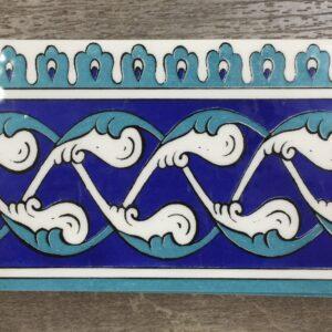 Aqua Border Tiles 10PCS – $55