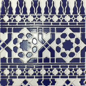 Artisan Blue and White