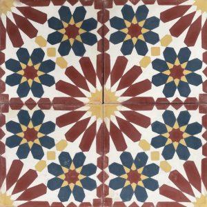 Atlas Moroccan Cement tile