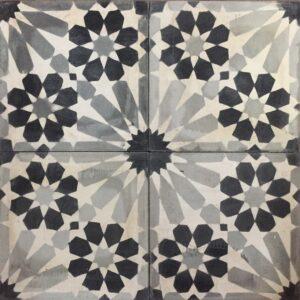 Bellezza Cement Encaustic tile 3.6m2 (90 tiles) – $450 Job Lot