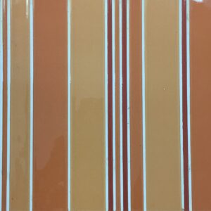 4 x Candy Orange Glass Tile Ex Display $22/Job Lot