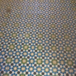 Carnival Cement Encaustic Tile OUT OF STOCK
