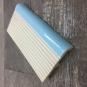 Celeste Edging Tile $5.50 per piece