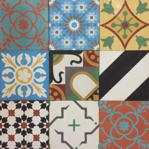 Cement Tile Mix – Patchwork 1 OUT OF STOCK