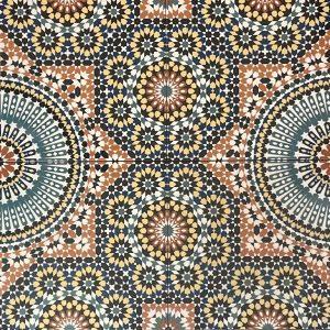 Moroccan tile Medina Star