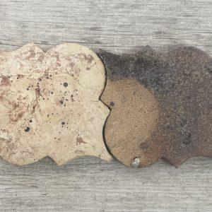 Rustic Crude Terracotta