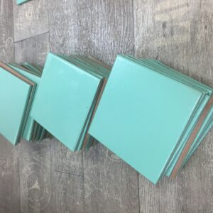 48 pieces Sage Green Tile $44 / Job Lot