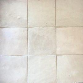 The Tile Studio Zellige Range Igloo Sample Board