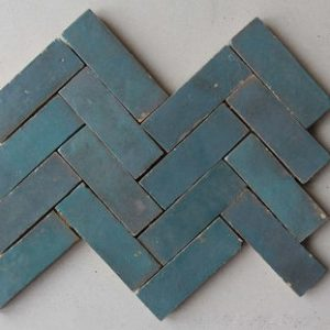 Water Blue Zellige Brick