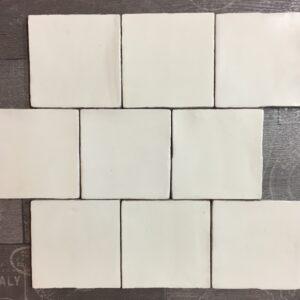 Toscana Hand made tiles – Ivory 67 pieces – $88 – Job Lot